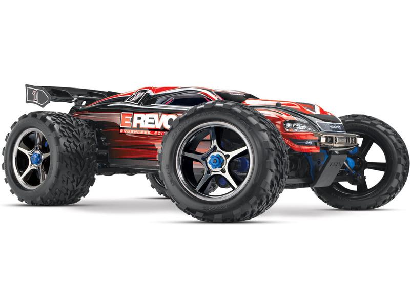 Automodel Traxxas E-Revo 2015
