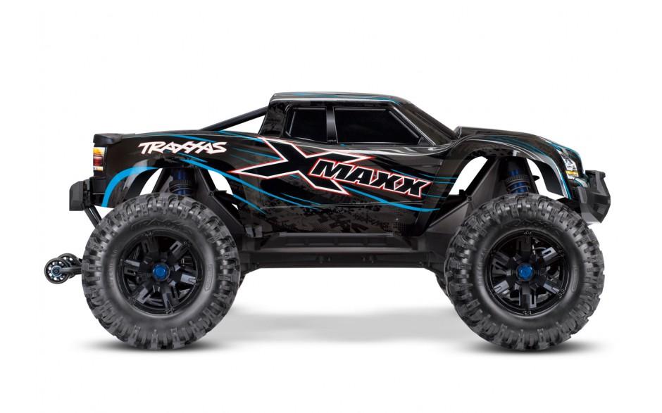 Automodel Traxxas T-MAXX 1:5 Brushless 8s