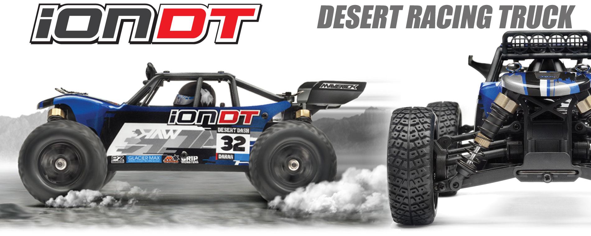 Automodel Maverick ION DT Desert Truck