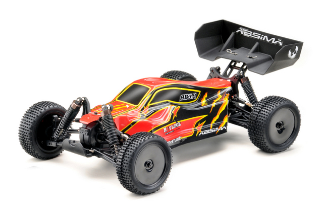 Automodel KIT 1:10 EP Buggy AB3.4KIT 4WD RC