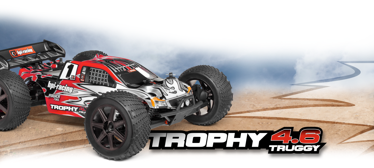 Automodel HPI Trophy Truggy 4.6
