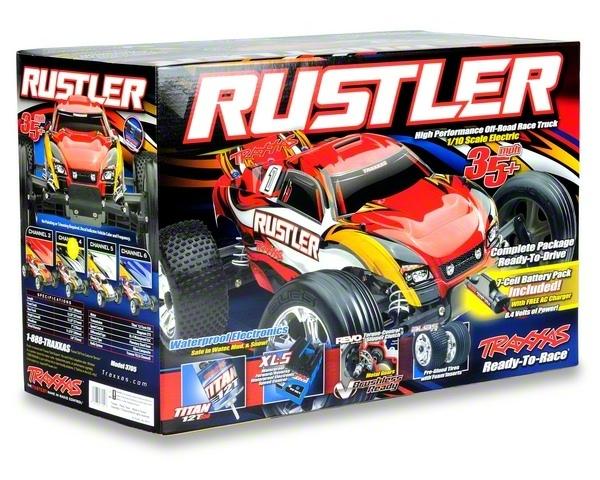 Automodel Traxxas Rustler 2015