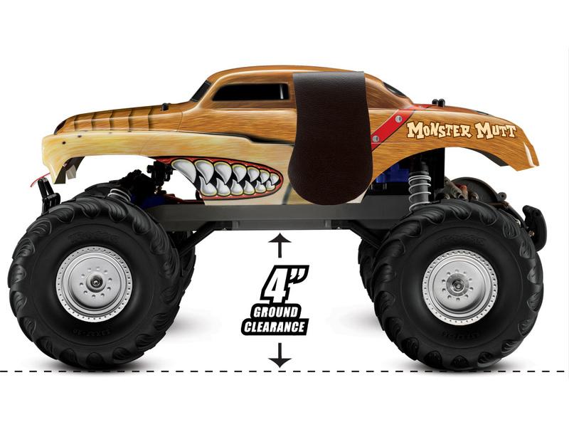 Automodel Traxxas Monster Jam